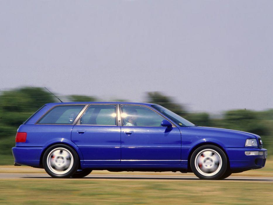 1994 Audi RS2 stationwagon      g wallpaper