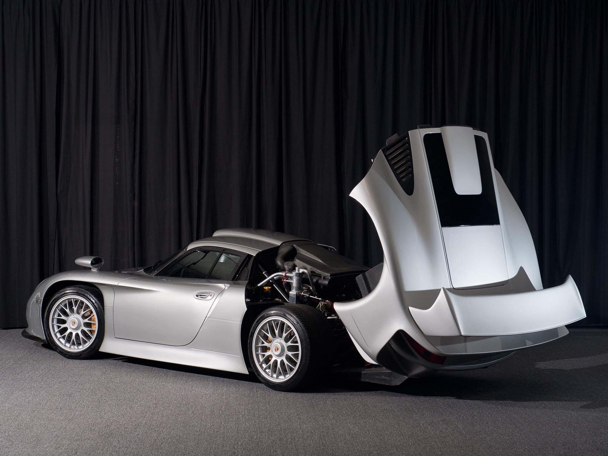 1997 porsche 911 gt1 strassenversion 996 race racing supercar engine bg wallpaper 2048x1536. Black Bedroom Furniture Sets. Home Design Ideas