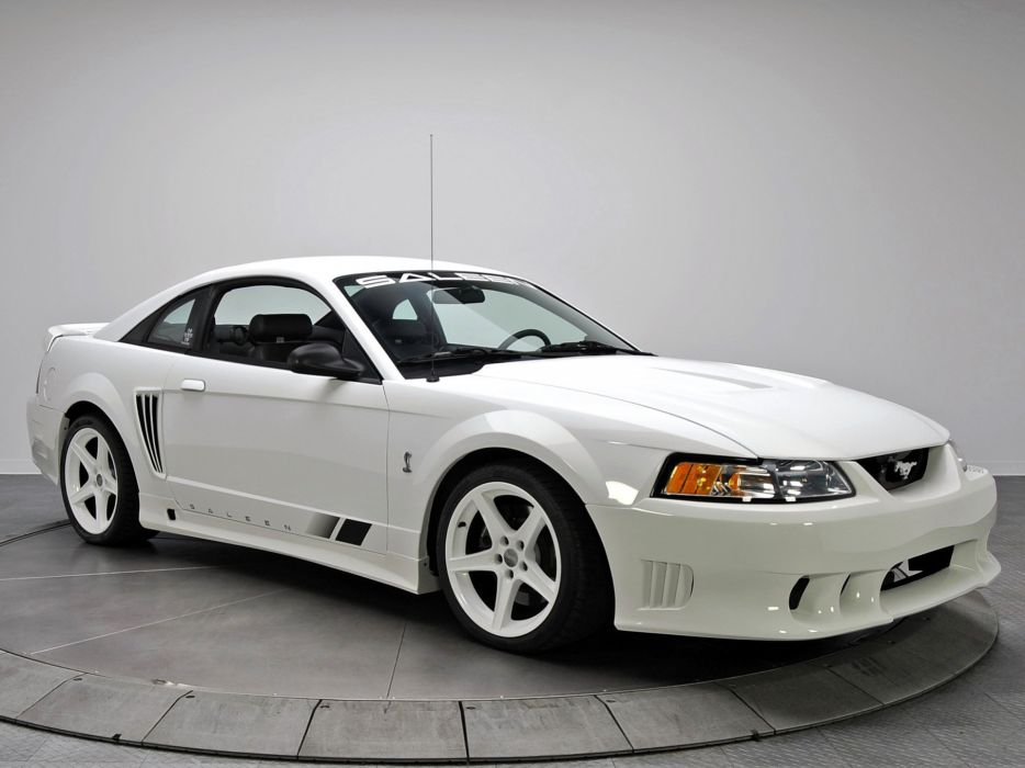 1999 Saleen Ford Mustang S281 S-C muscle      h wallpaper