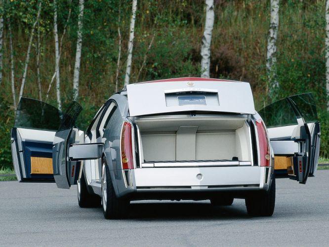2000 Cadillac Imaj Concept luxury interior g wallpaper