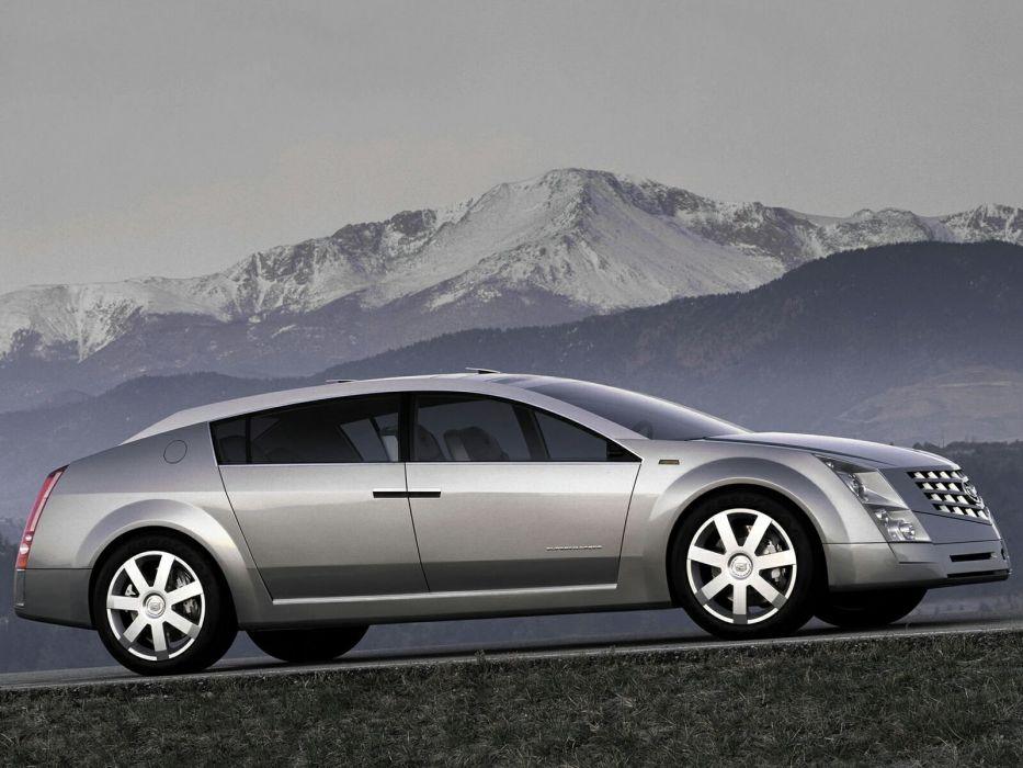 2000 Cadillac Imaj Concept luxury  r wallpaper