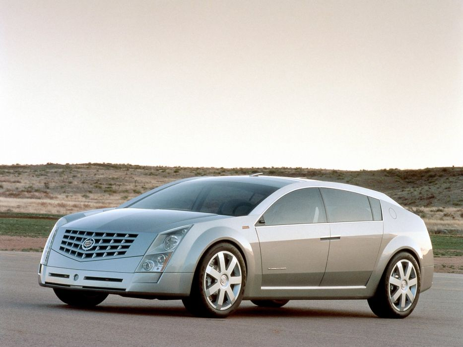2000 Cadillac Imaj Concept luxury  h wallpaper