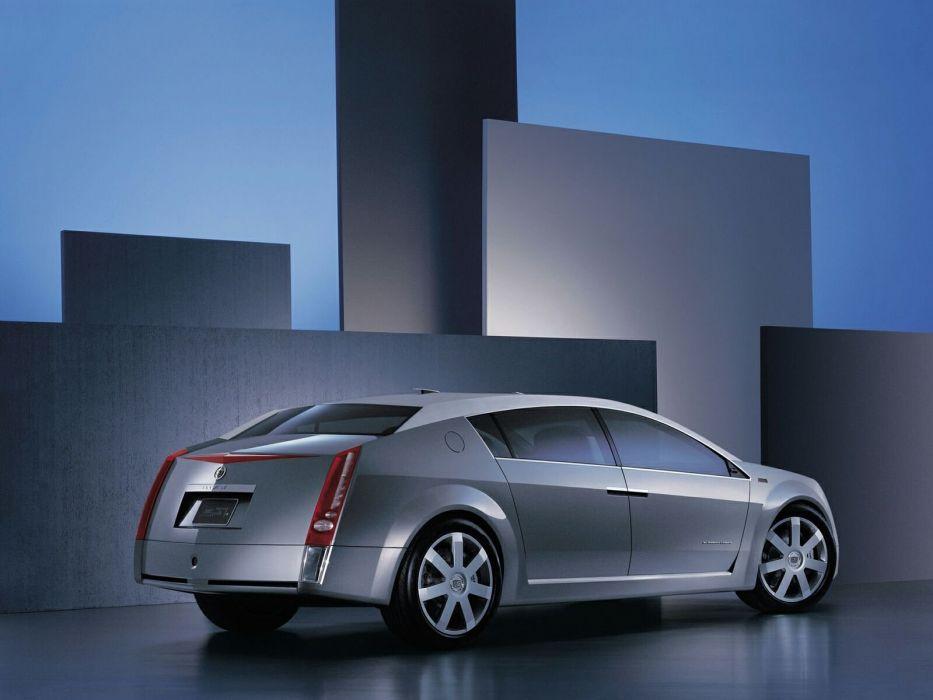 2000 Cadillac Imaj Concept luxury  g wallpaper