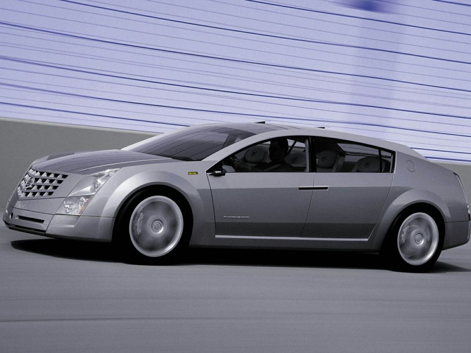 2000 Cadillac Imaj Concept luxury  f wallpaper