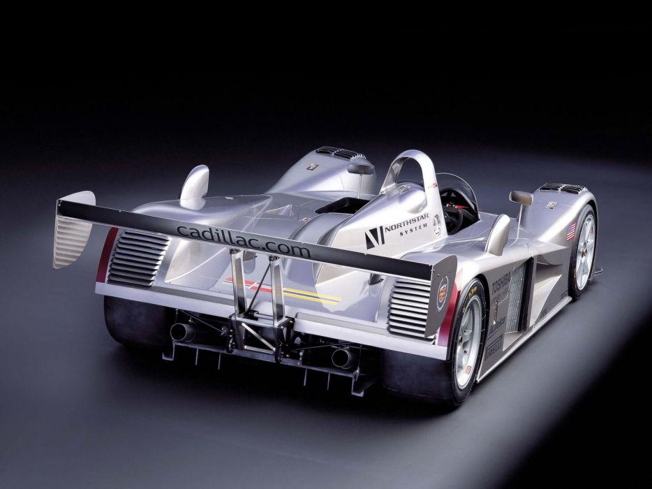 2001 Cadillac LMP-01 Le-Mans race racing prototype  r wallpaper