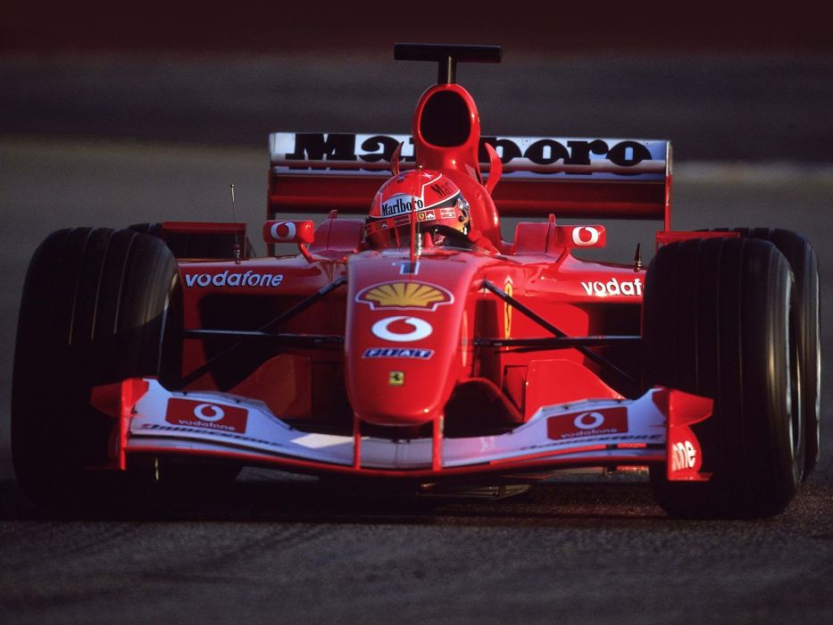 2001 Ferrari F2001 formula f-1 race racing f wallpaper