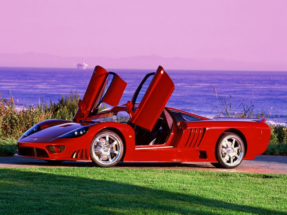 2002 Saleen S-7 Twin Turbo supercar   gs wallpaper