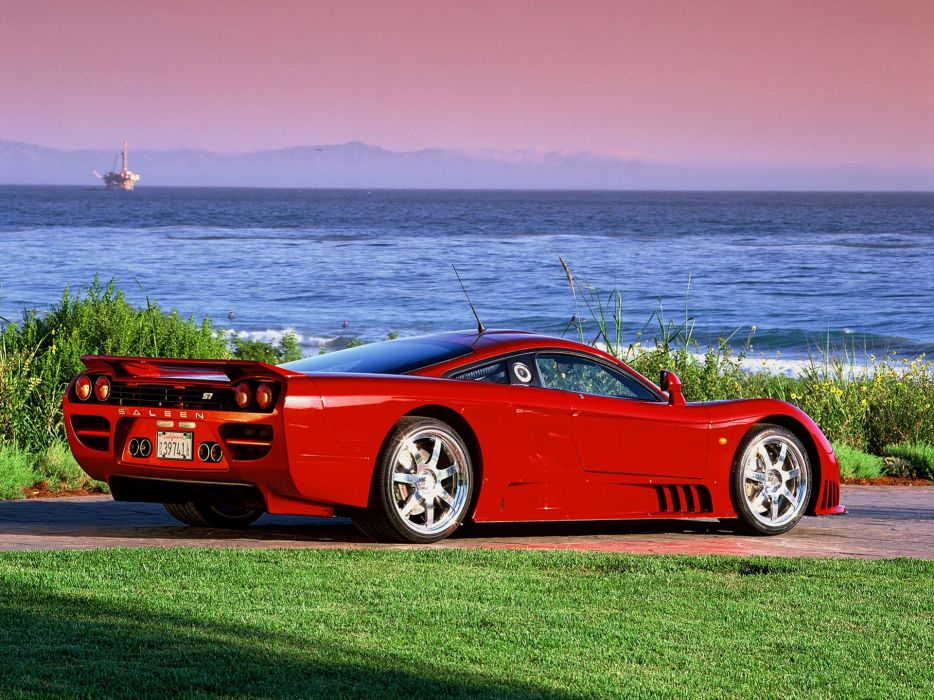 2002 Saleen S-7 Twin Turbo supercar  j wallpaper