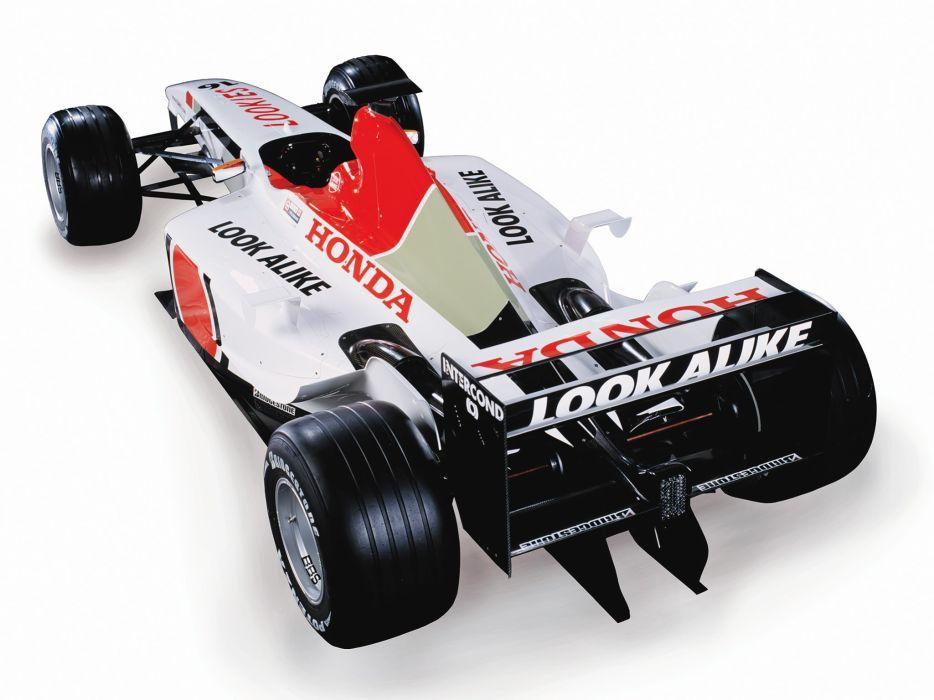 2003 BAR 005 formula f-1 race racing   f wallpaper