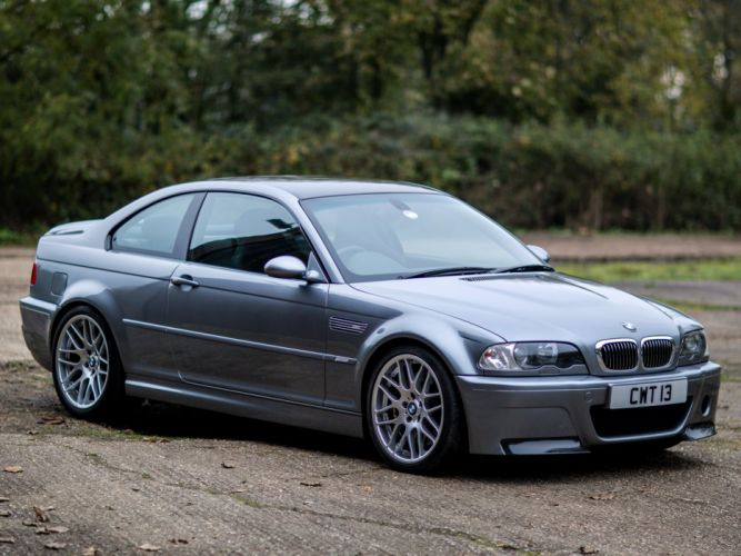 2003 Bmw M 3 Csl Coupe Uk Spec E46 H Wallpaper