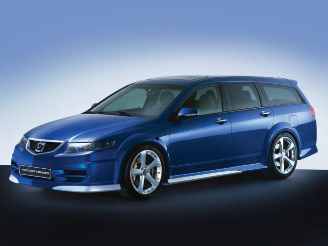 2003 Honda Accord Tourer Diesel Sports Study Model (C-M) stationwagon tuning g wallpaper