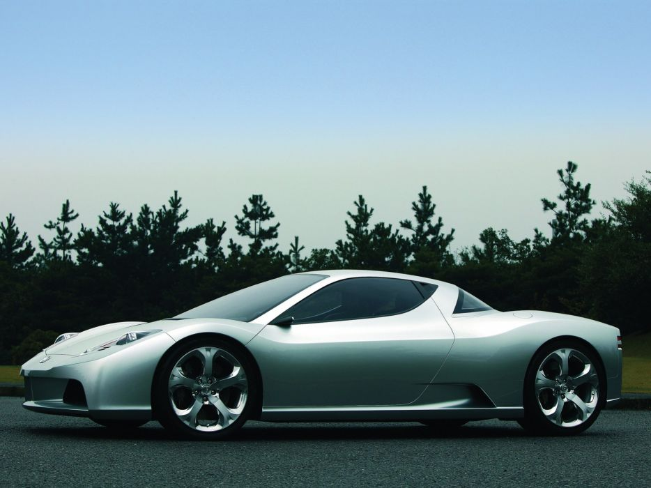 2003 Honda HSC Concept supercar   gr wallpaper