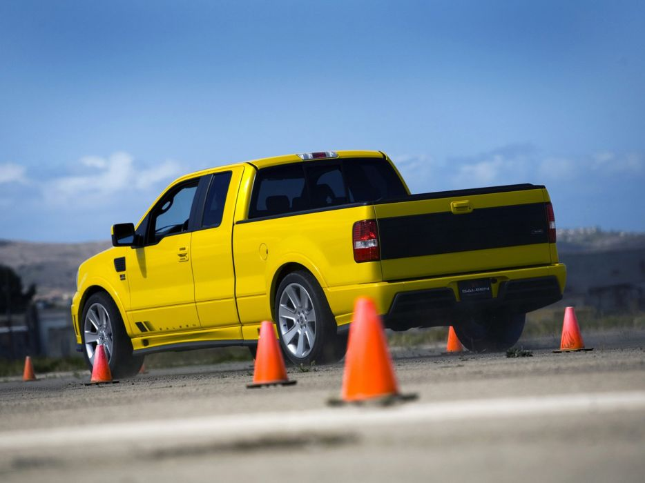 2006 Saleen Ford F-150 S331 muscle pickup  g wallpaper
