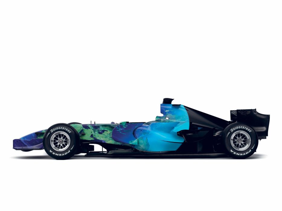 2007 Honda RA107 formula f-1 race racing   ds wallpaper