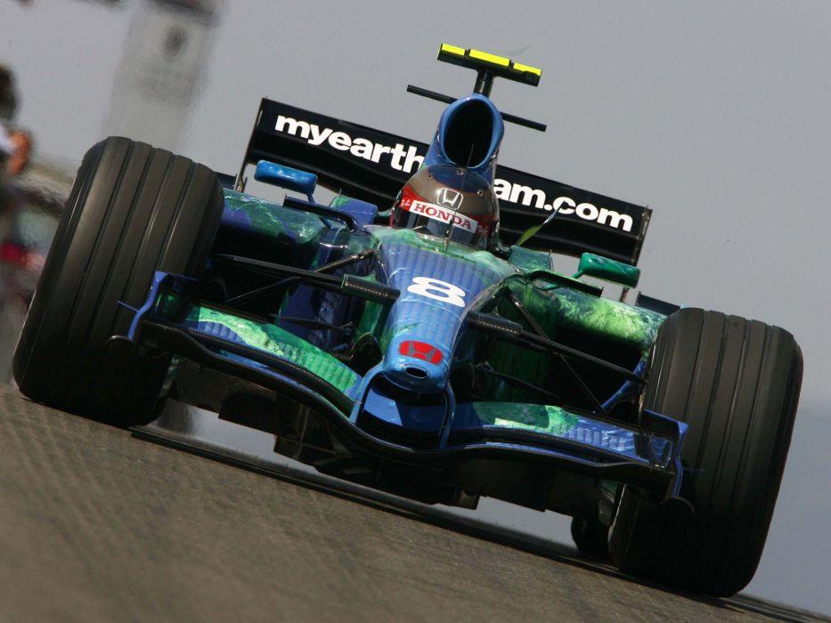2007 Honda RA107 formula f-1 race racing   dq wallpaper
