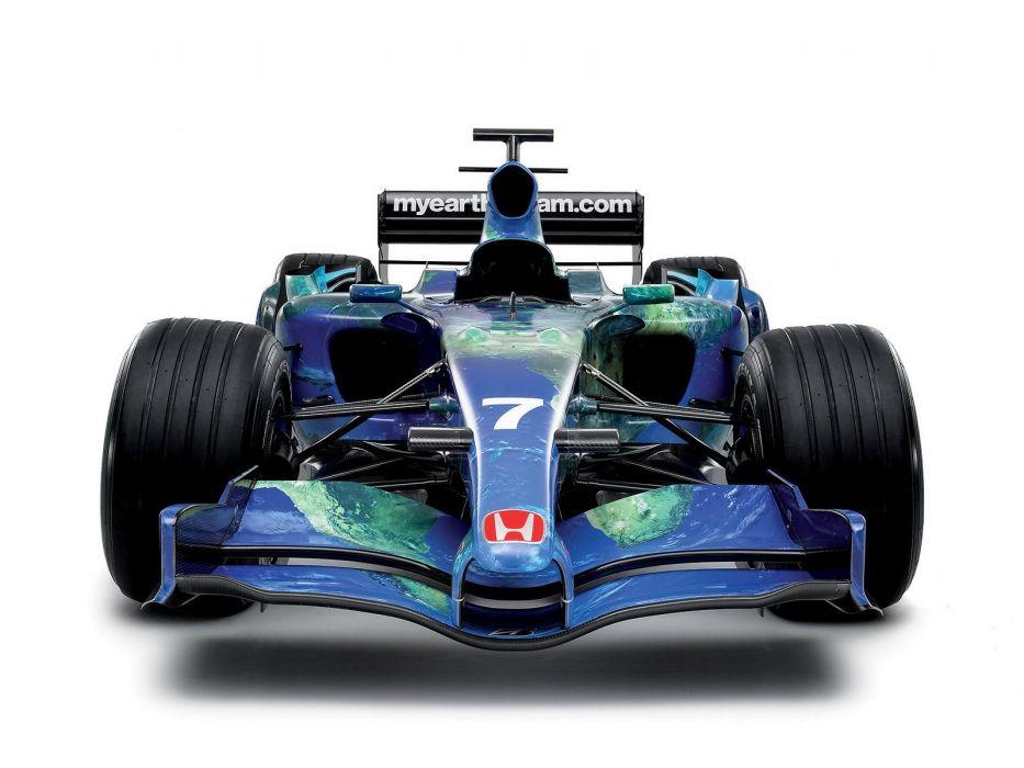 2007 Honda RA107 formula f-1 race racing  f wallpaper