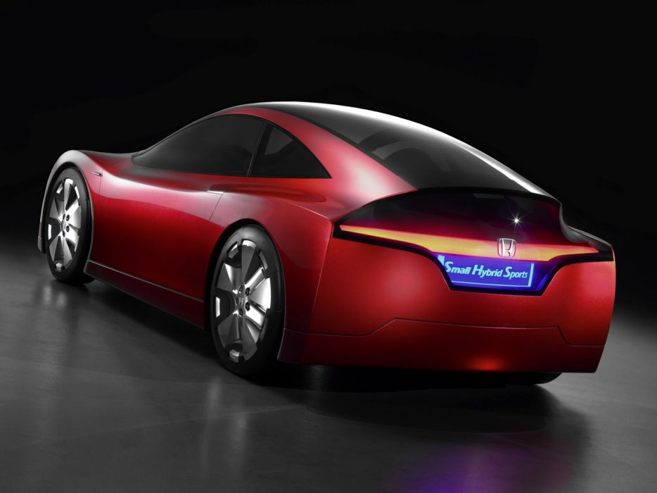 2007 Honda Small Hybrid Sports Concept g wallpaper