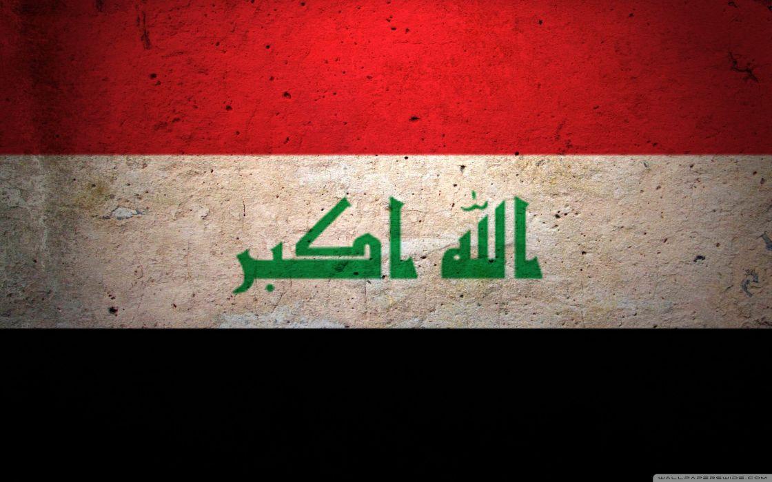 iraq flag wallpaper