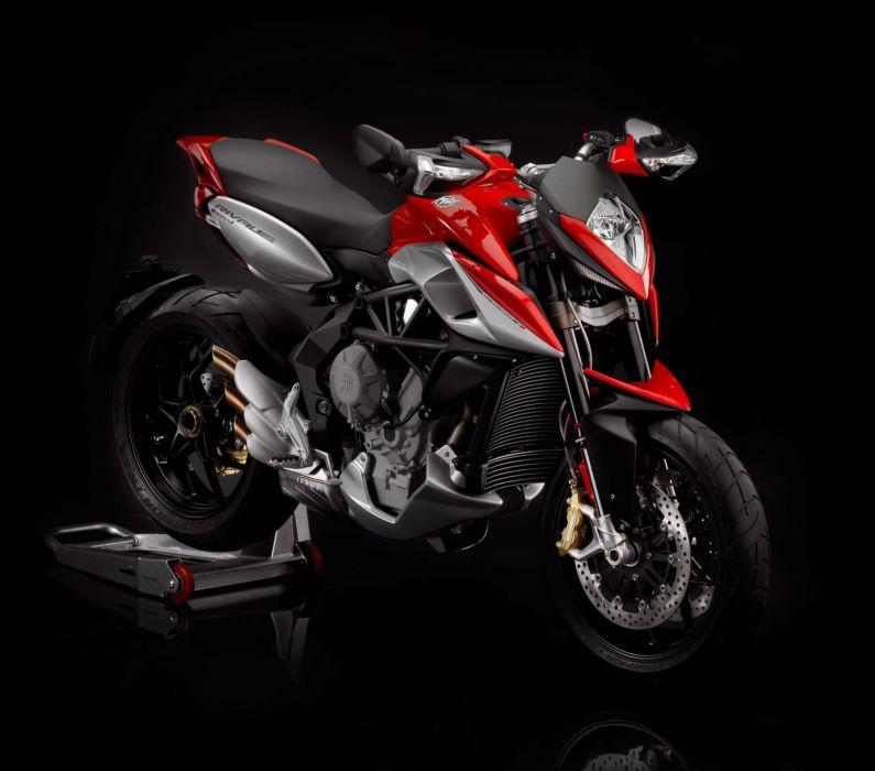 2013 MV-Agusta Rivale 800 motorbike bike  hf wallpaper