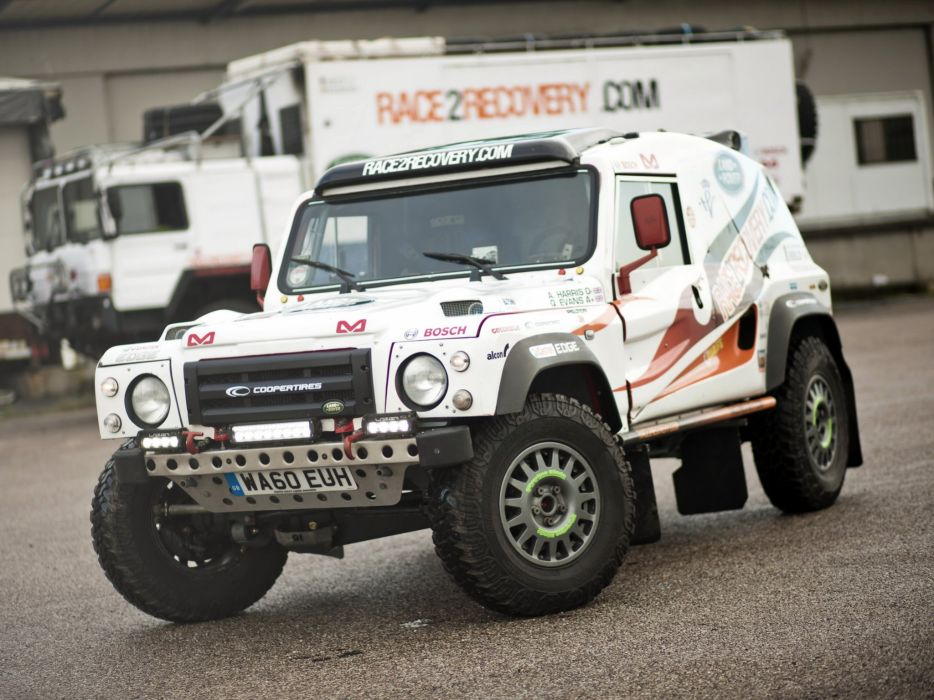 2013 Race2Recovery Q-t Wildcat DKR500 4x4 offroad race racing suv       h wallpaper