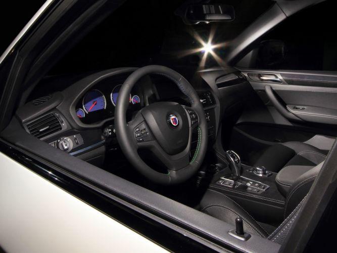 2014 Alpina BMW XD3 Bi-Turbo suv luxury interior g wallpaper
