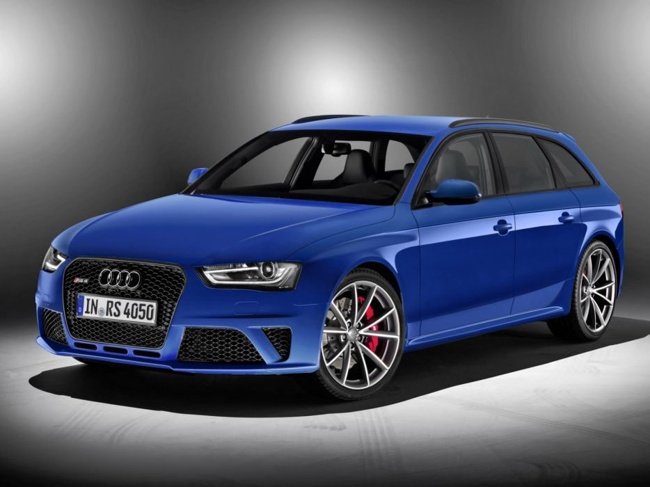 2014 Audi RS4 Avant Nogaro stationwagon    g wallpaper