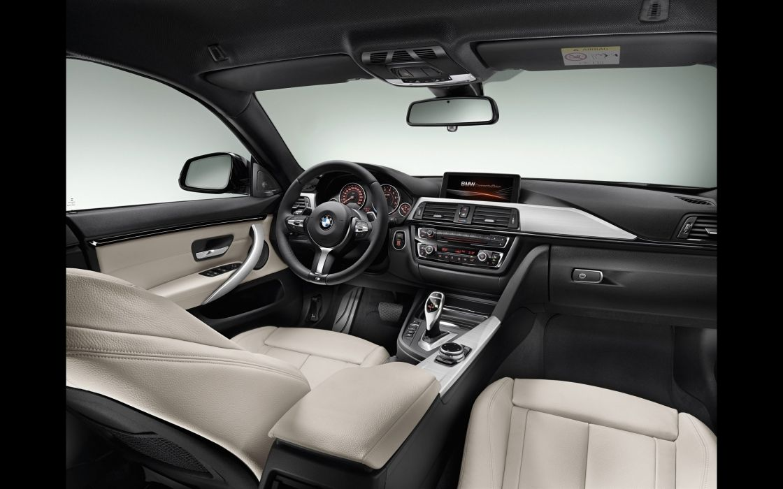 2014 BMW 4-Series Gran Coupe interior   gg wallpaper