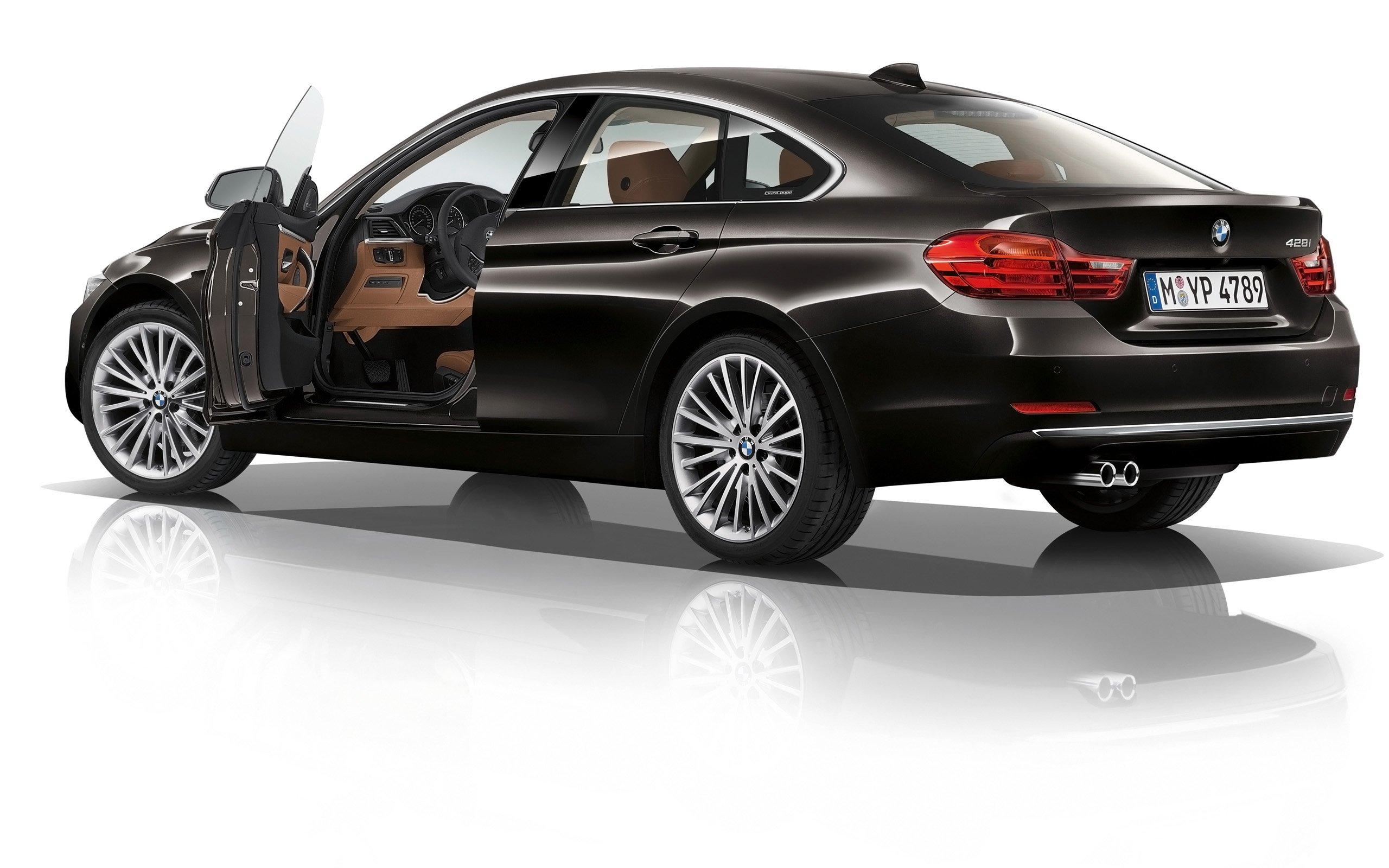 2014 BMW 4Series Gran Coupe interior g wallpaper  2560x1600