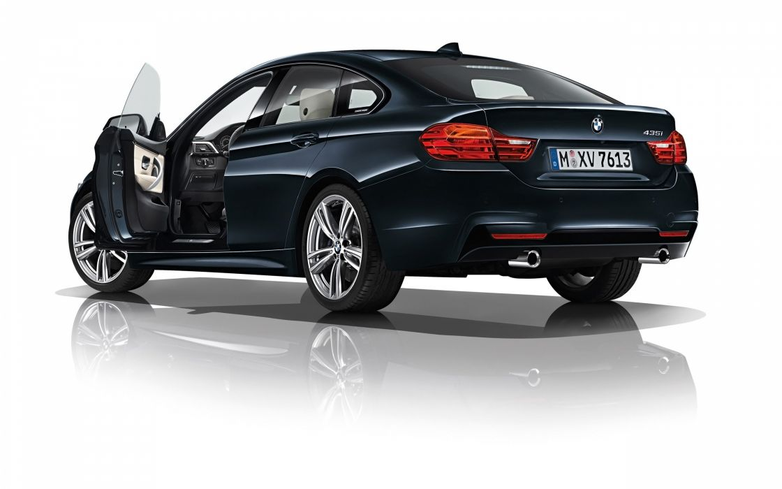 2014 BMW 4-Series Gran Coupe interior    g wallpaper