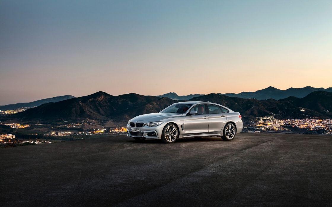 2014 BMW 4-Series Gran Coupe gd wallpaper
