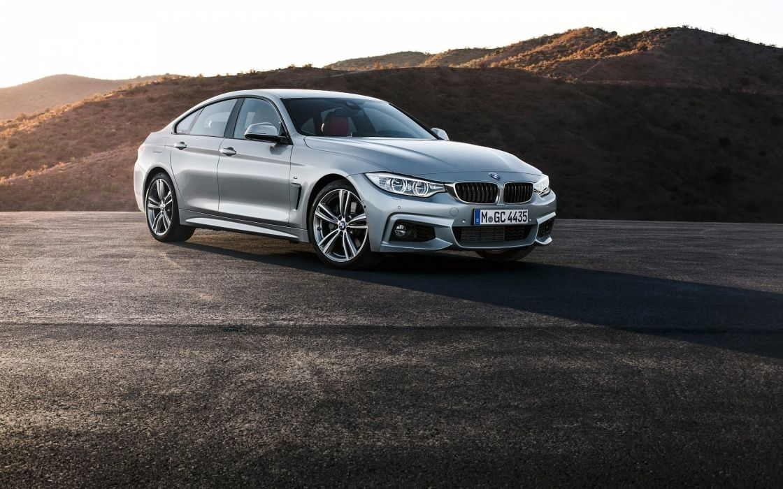 2014 BMW 4-Series Gran Coupe g wallpaper