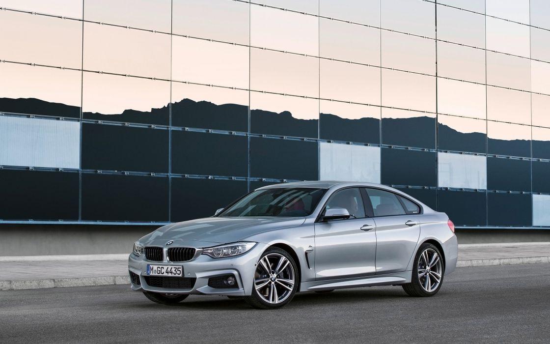 2014 BMW 4-Series Gran Coupe  h wallpaper