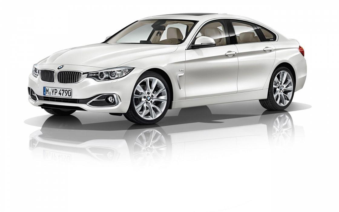 2014 BMW 4-Series Gran Coupe  fh wallpaper