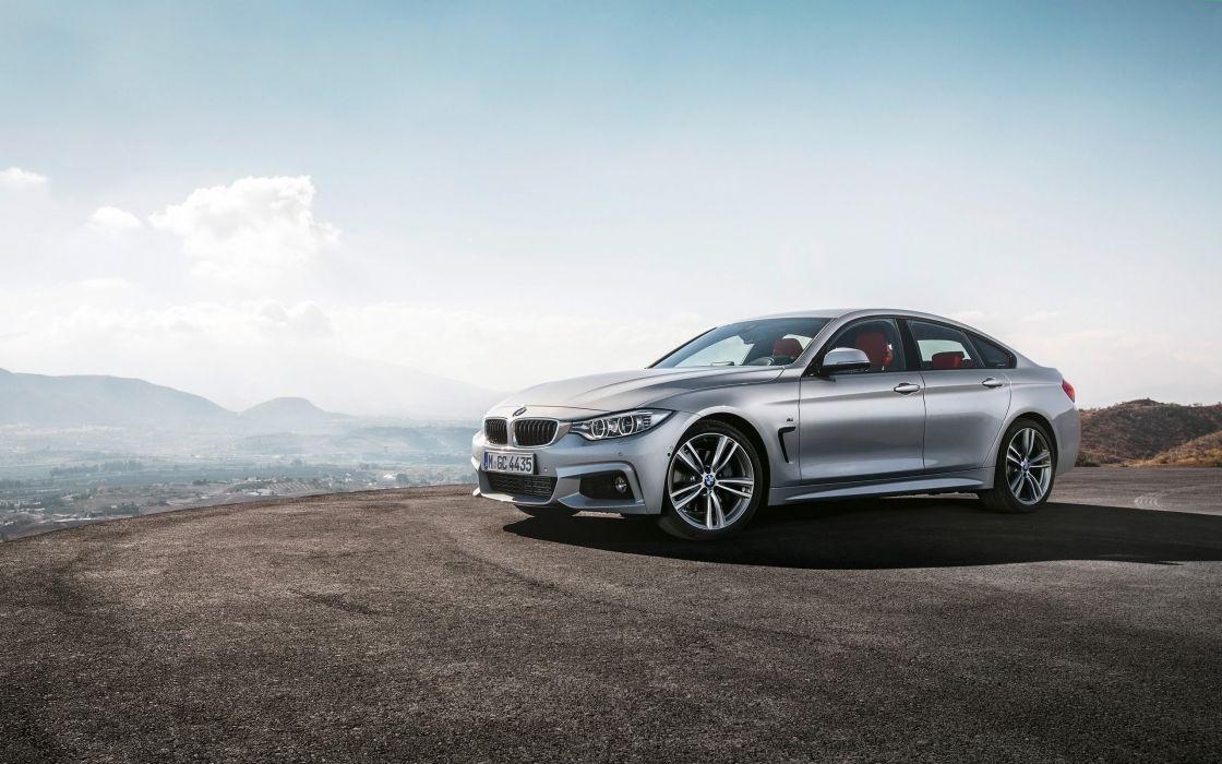 2014 BMW 4-Series Gran Coupe   gf wallpaper