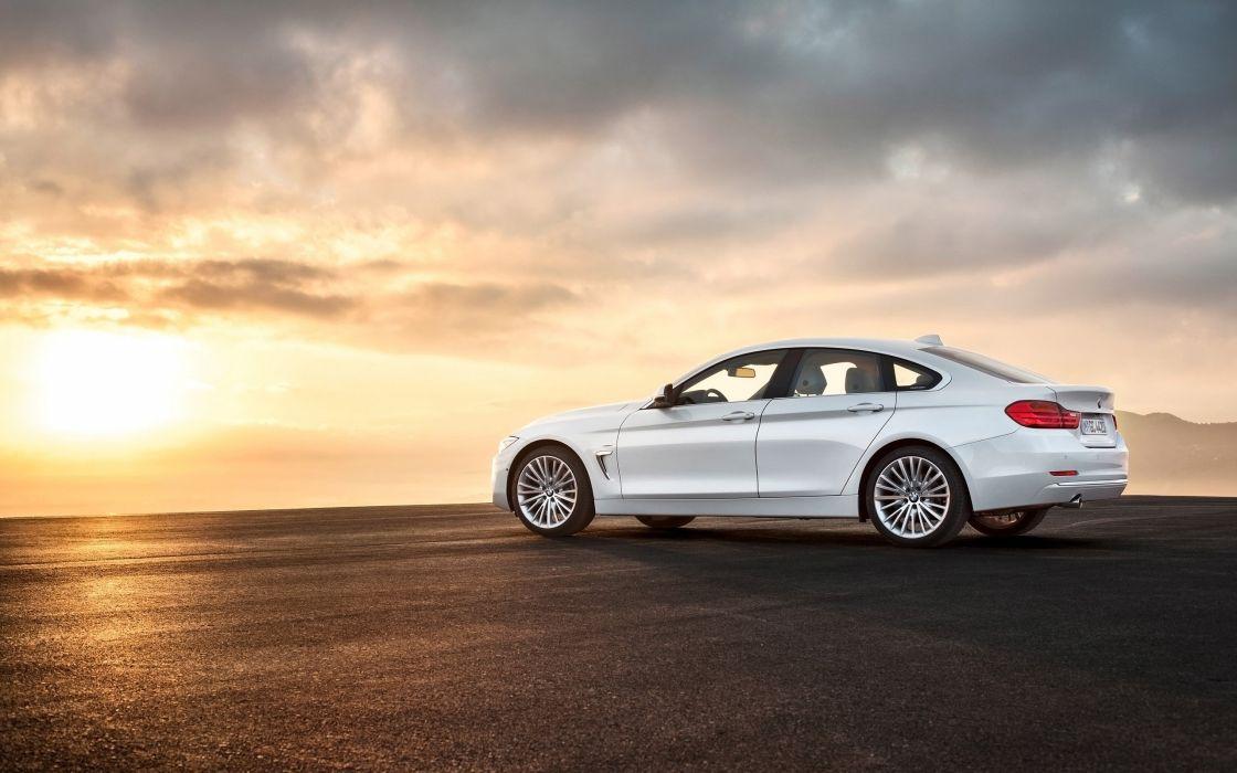 2014 BMW 4-Series Gran Coupe   ge wallpaper