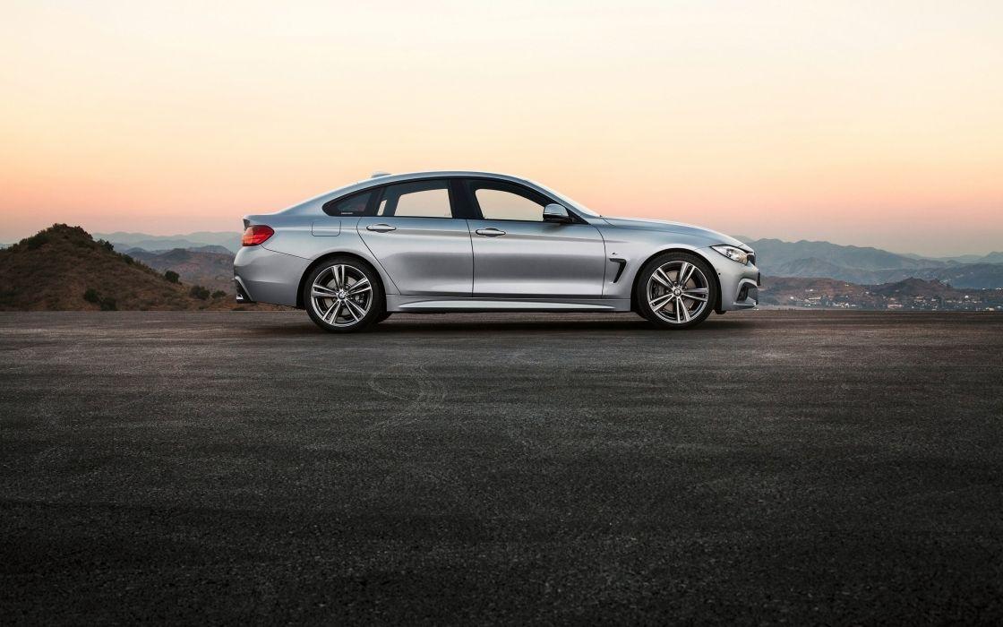 2014 BMW 4-Series Gran Coupe   g wallpaper