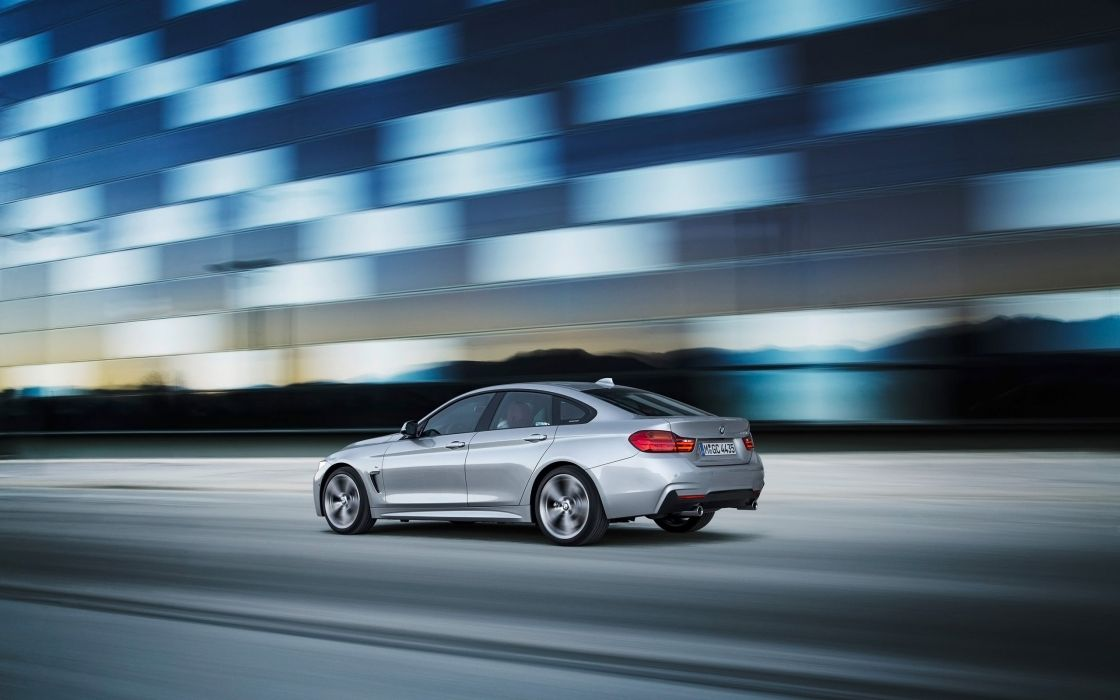 2014 BMW 4-Series Gran Coupe   hd wallpaper
