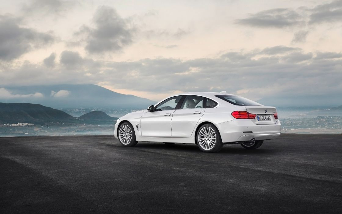 2014 BMW 4-Series Gran Coupe   f wallpaper