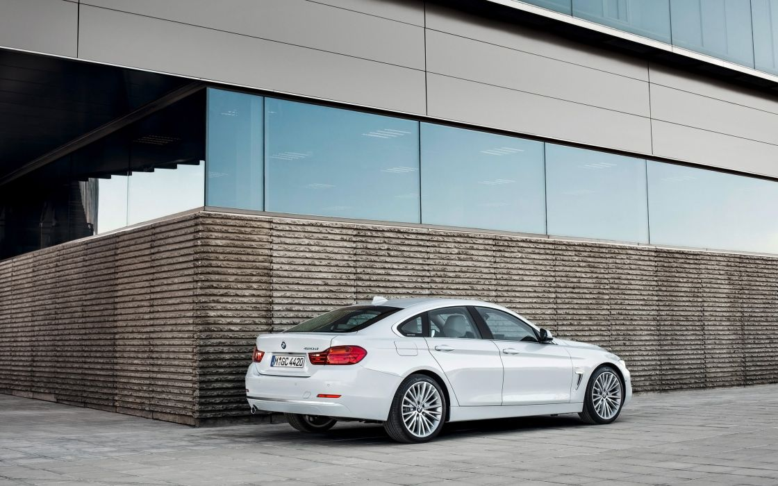 2014 BMW 4-Series Gran Coupe   eh wallpaper