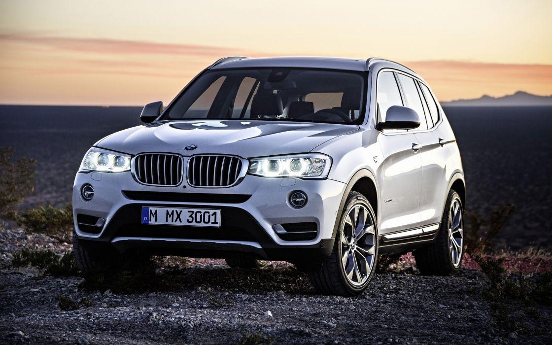2014 BMW X-3 suv   g wallpaper