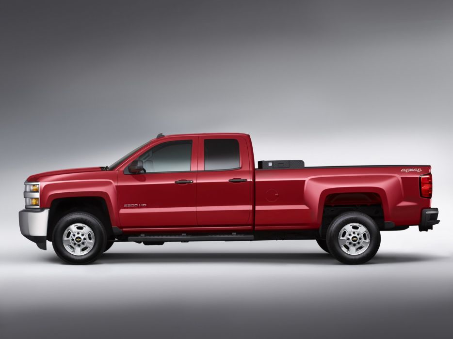 2014 Chevrolet Silverado 2500 H-D Bi-Fuel Double Cab pickup   h wallpaper