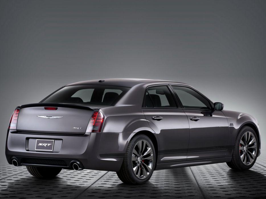2014 Chrysler 300 SRT8 Satin Vapor (LX2) luxury    d wallpaper