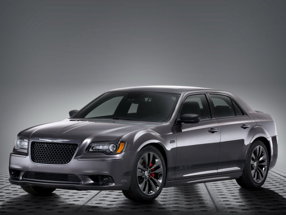 2014 Chrysler 300 SRT8 Satin Vapor (LX2) luxury      g wallpaper
