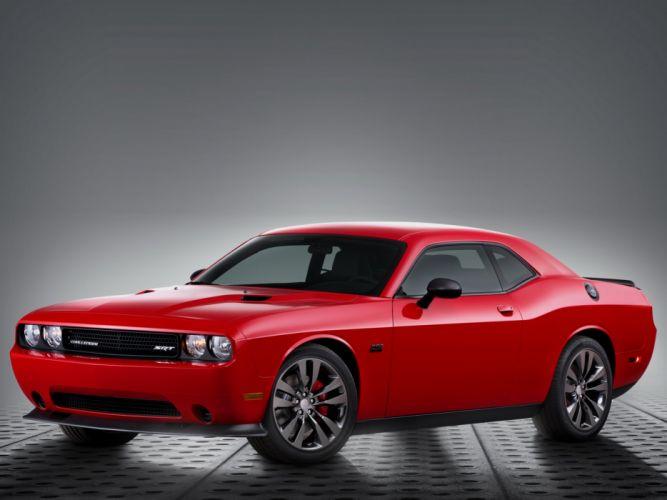 2014 Dodge Challenger SRT8 Satin Vapor (L-C) muscle g wallpaper