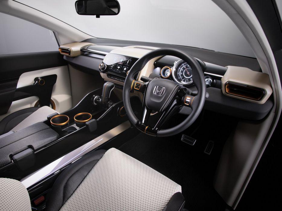 2014 Honda Vision XS-1 Concept van interior      j wallpaper
