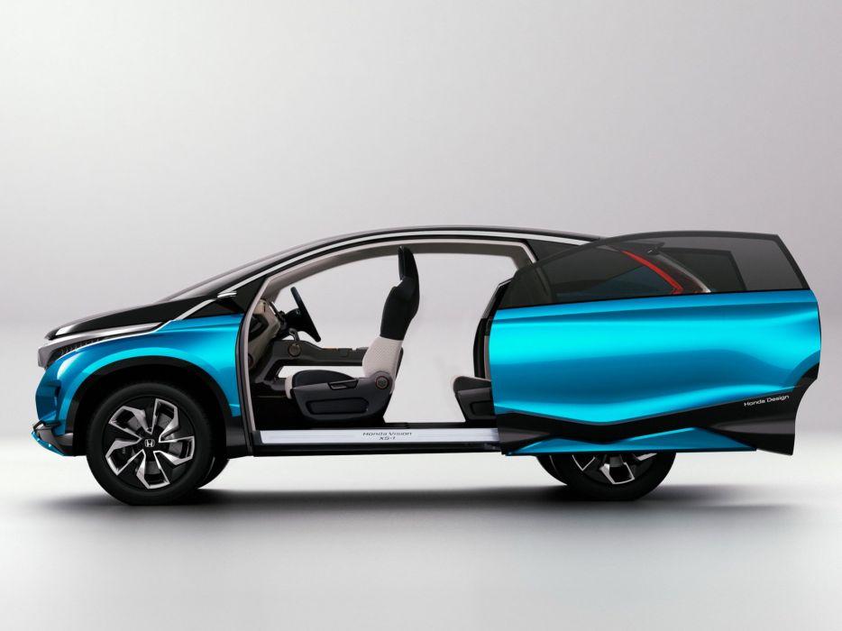 2014 Honda Vision XS-1 Concept van interior        h wallpaper