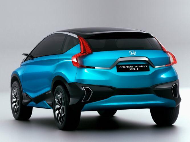 2014 Honda Vision XS-1 Concept van jh wallpaper