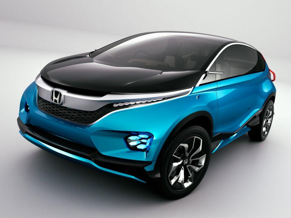 2014 Honda Vision XS-1 Concept van   j wallpaper