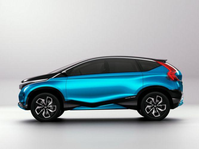 2014 Honda Vision XS-1 Concept van h wallpaper