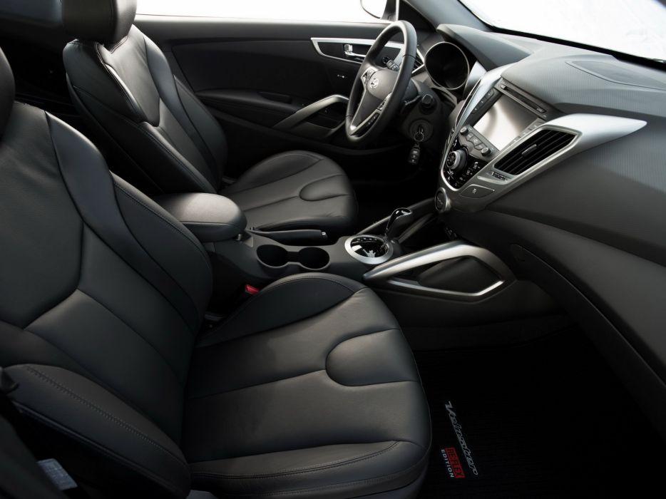 2014 Hyundai Veloster RE-FLEX interior   g wallpaper